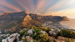 Remember to vote for Table Mountain this weekend
