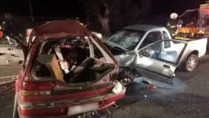 Four dead and six injured in fatal accident in Franschhoek