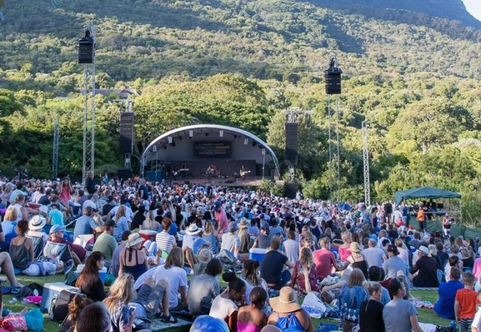 Kirstenbosch Concerts cancelled for summer and winter seasons