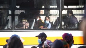 Lockdown may have created 'herd immunity' in South Africa