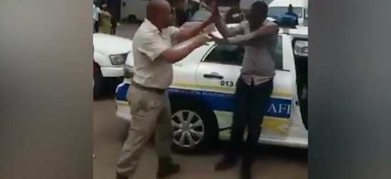Limpopo traffic officer attacks civilian