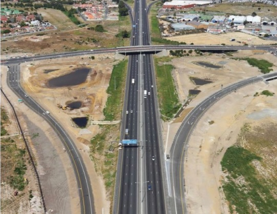 Baden Powell Drive construction completed