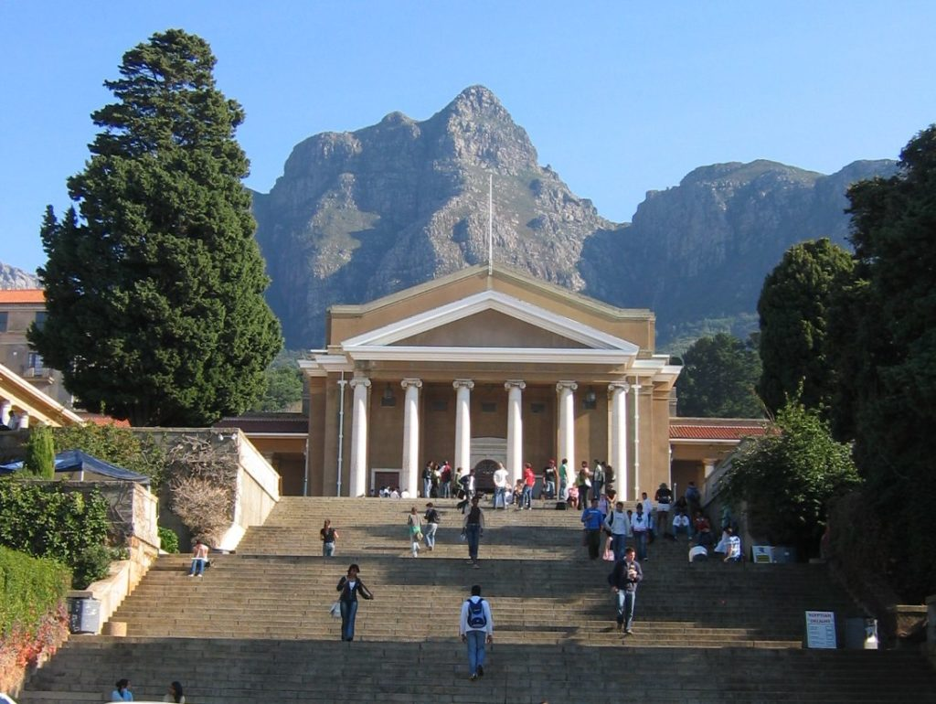 Six South African universities are ranked in the global top 500