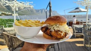 The battle of the burger in Cape Town