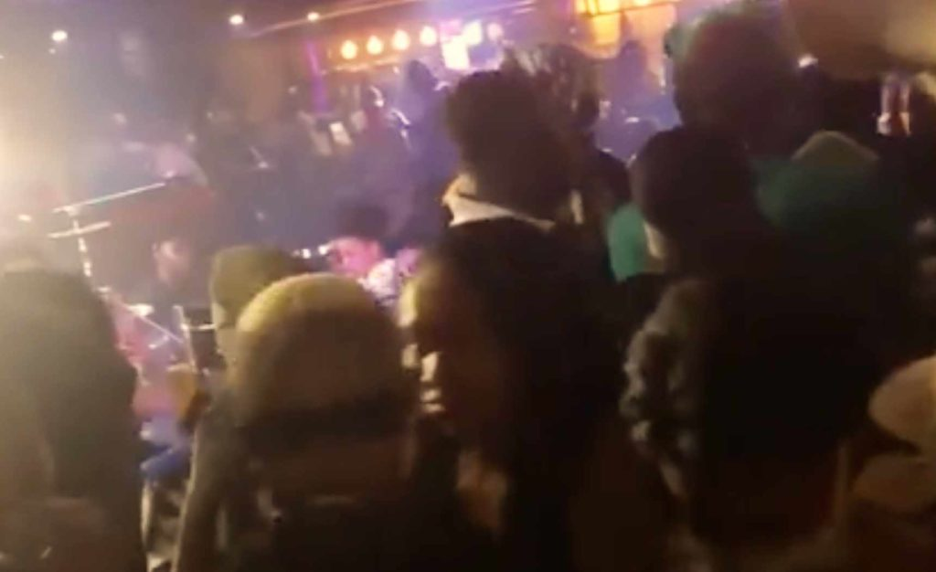 Police shut down clubs operating illegally as coronavirus numbers increase