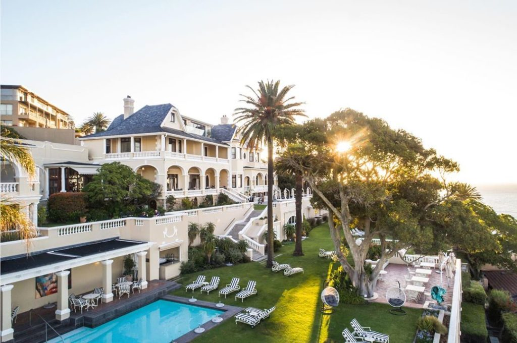 Western Cape hotels named among best in Africa