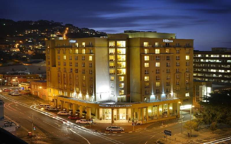 Hyatt Hotels Corporation take over Cape Town's Hilton Hotel