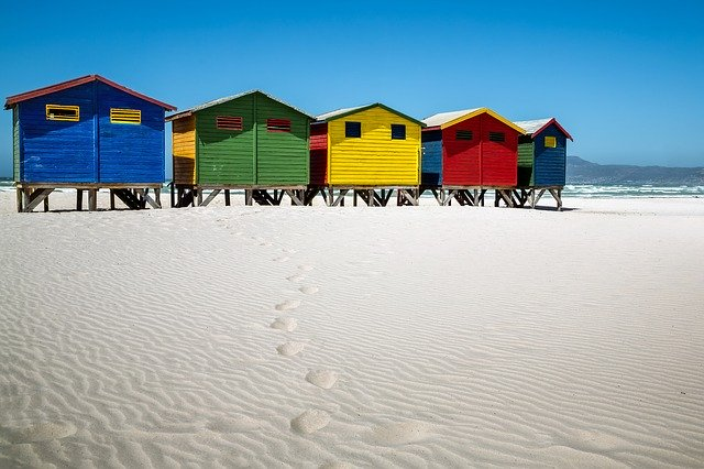Muizenberg beach huts to get new lease life