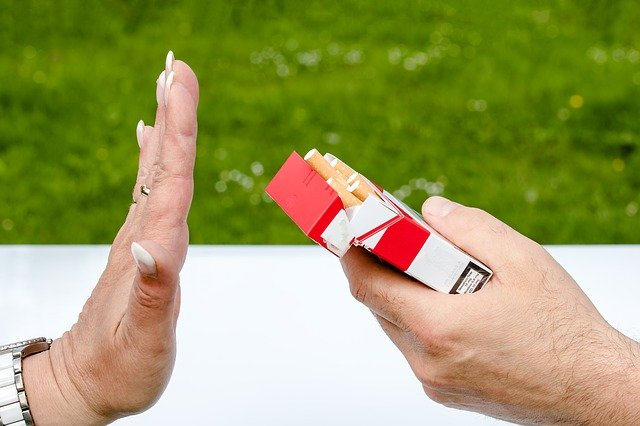 Nearly a million South African quit smoking when cigarettes were banned