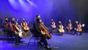 Cape Town Philharmonic Orchestra to livestream new series