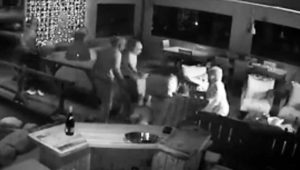 VIDEO: Addo B&B robbery shows how guests were shot at