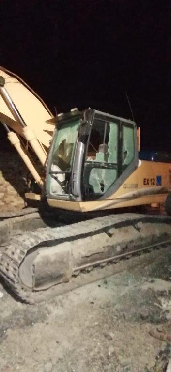 City condemns vandalism of Seawinds excavators