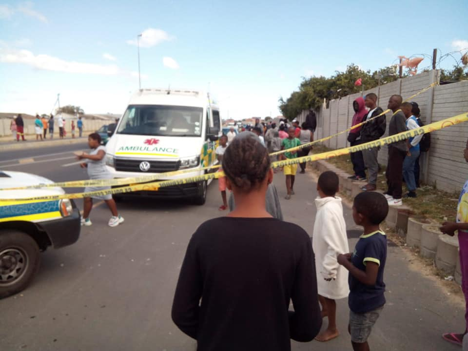 Two shot in Sercor Park