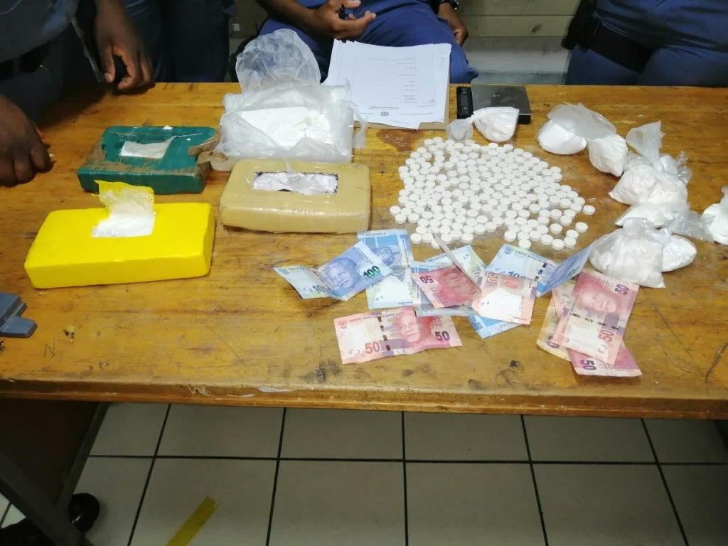 Milnerton man arrested after R1-million drug bust