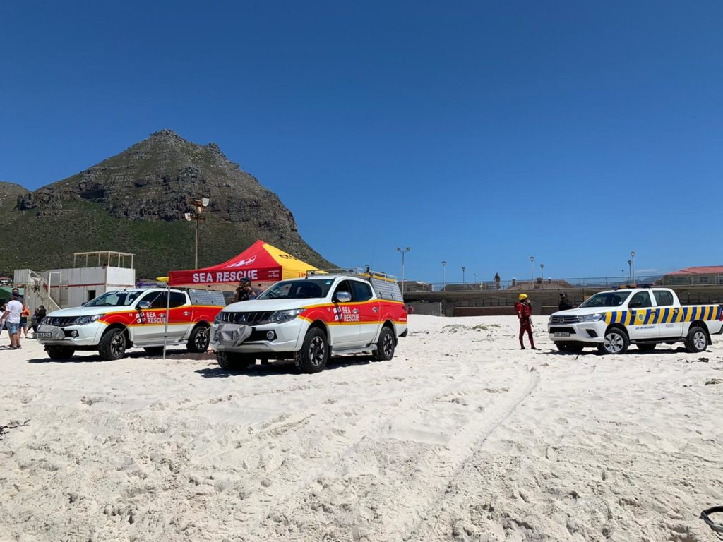 Search for missing lifeguard continues into new week