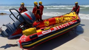 Muizenberg beach closed for search for missing lifeguard