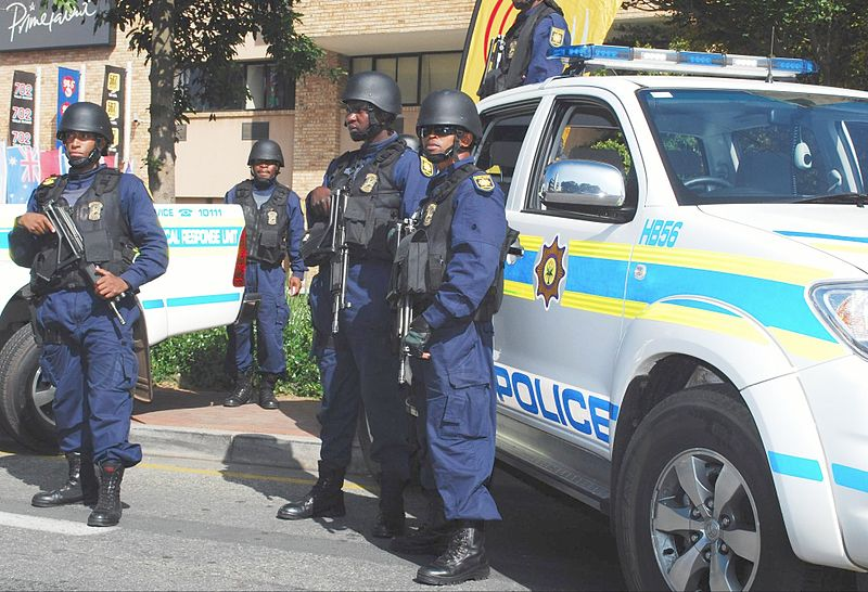 South Africa ranked fifth most dangerous country in the world