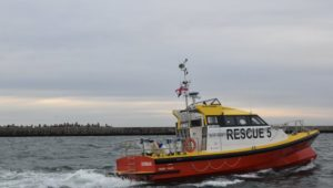 NSRI continue to search for missing fisherman