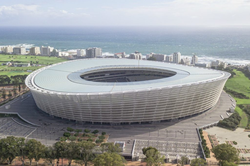 Cape Town Stadium to be renamed to DHL Stadium