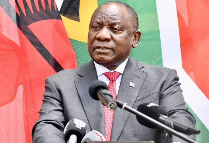 Ramaphosa faces criticism after response to unrest in SA