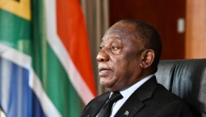 Cyril Ramaphosa to face motion of no confidence