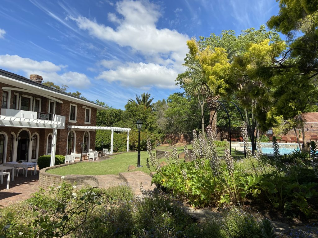 Escape to Somerset West and stay at the Boutique Villa Guest House