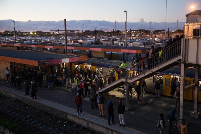 Western Cape government and Prasa to restart the central line