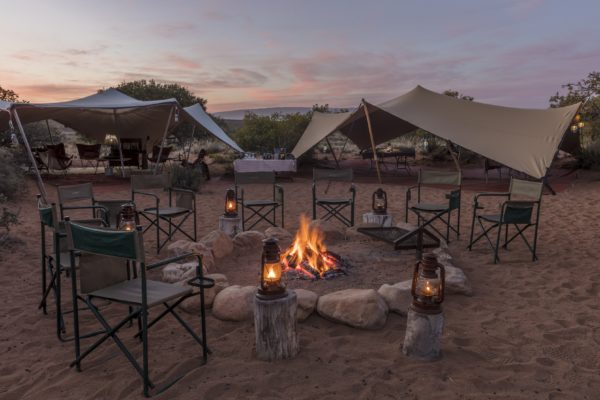 Sanbona Explorer Camp: A guided walking experience exploring the wilderness