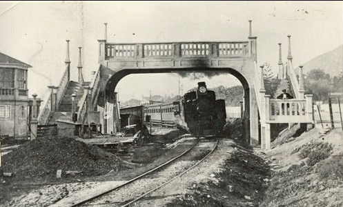 A brief history on Queen's Beach train station