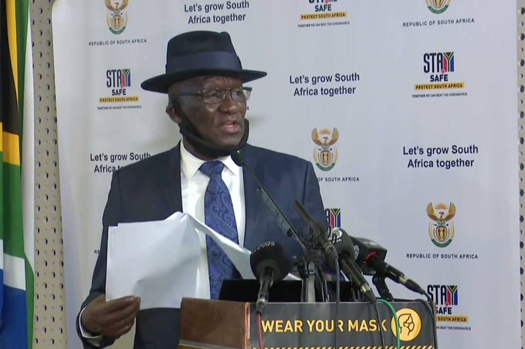 Statistics show decrease in contact crime, sexual assaults in South Africa