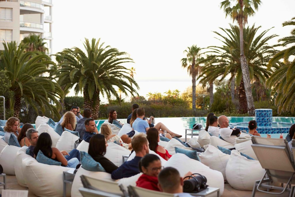 The President Hotel swings into Summer with outdoor movie nights