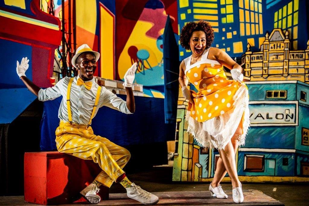 Cape Town Carnival uses Umswenko to illustrate self-expression
