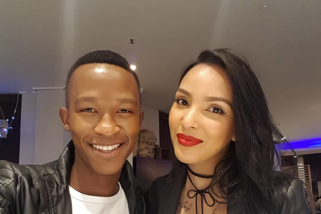 Nikita Murray releases statement on Katlego Maboe cheating scandal