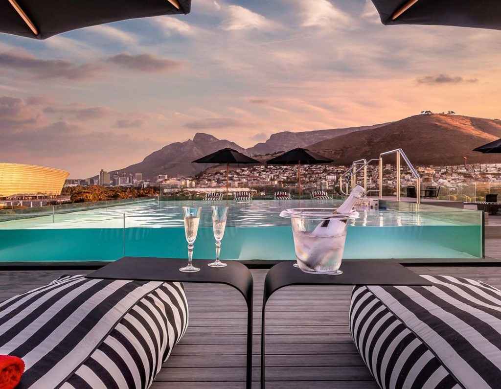 The Cape wins big at the World Luxury Hotel Awards