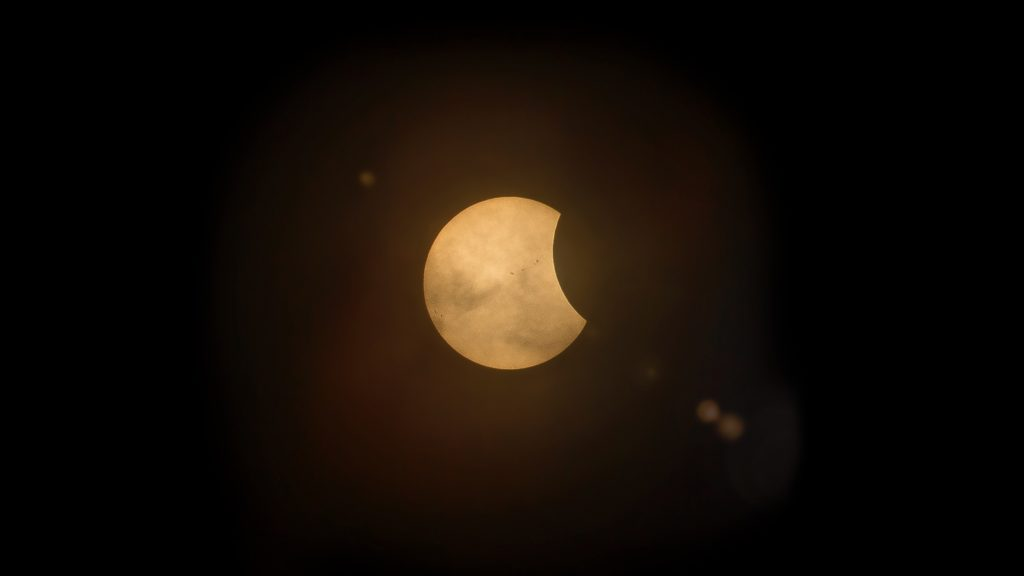 Partial solar eclipse to light up Cape Town's sky in December