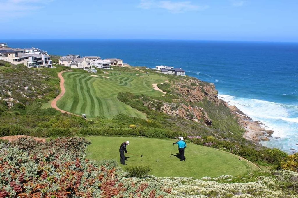 Pinnacle Point in Mossel Bay named Africa's best golf course