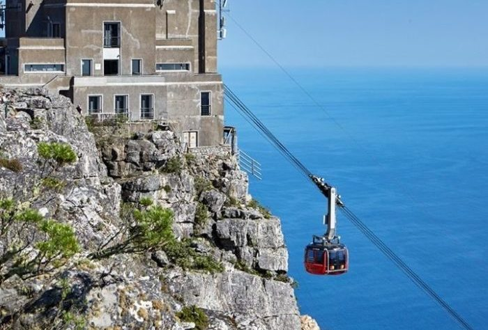 Half-price special for Table Mountain Cableway in November