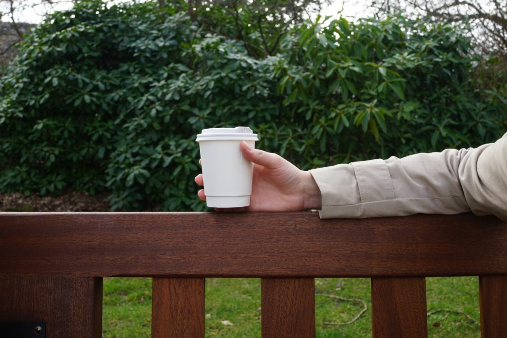 Drinking coffee from paper cups could be harmful, study finds