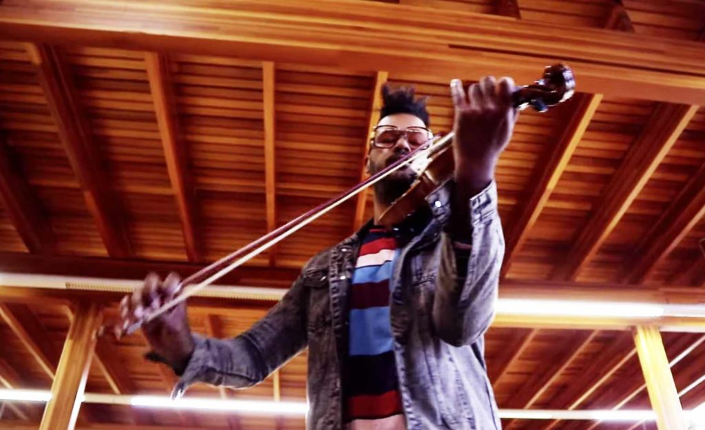 VIDEO: The only African violin in the world