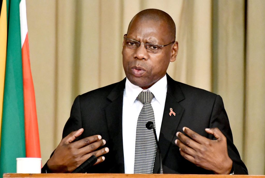South Africa not experiencing a second wave yet, says Mkhize