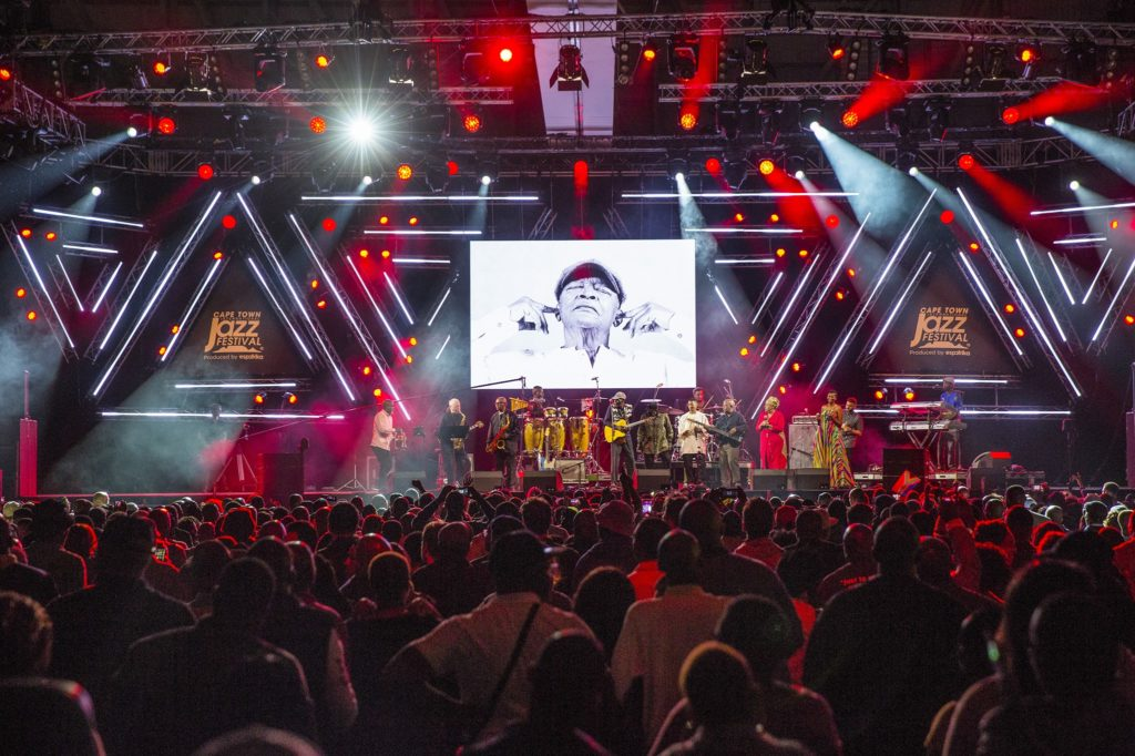 Cape Town International Jazz Festival postponed to 2022