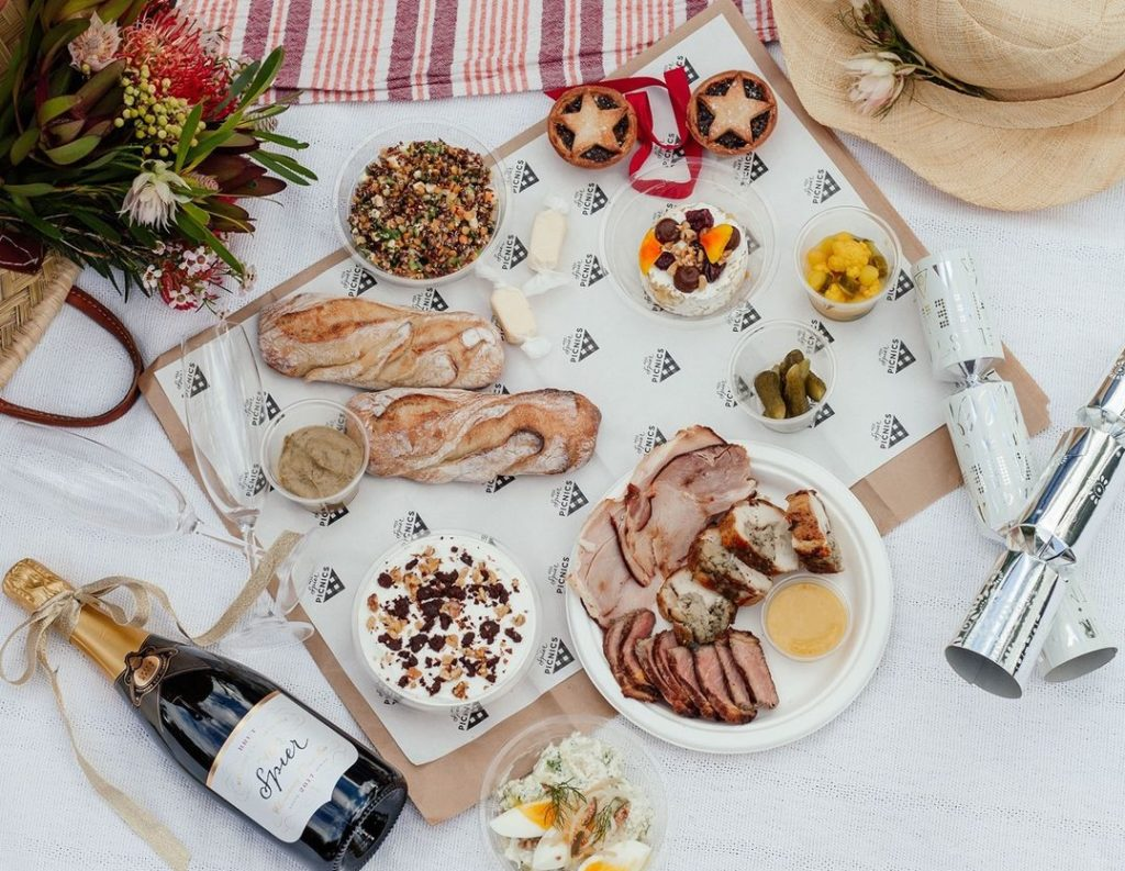 Tantalizing Christmas lunch and dinner offerings in the Cape