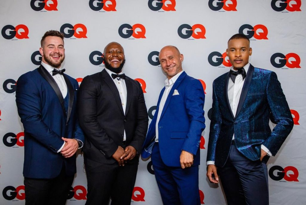 Ladles of Love founder wins Humanitarian of the Year at GQ Awards