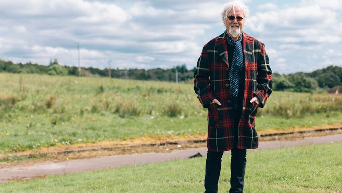 Legendary comedian Sir Billy Connolly retires from stand-up