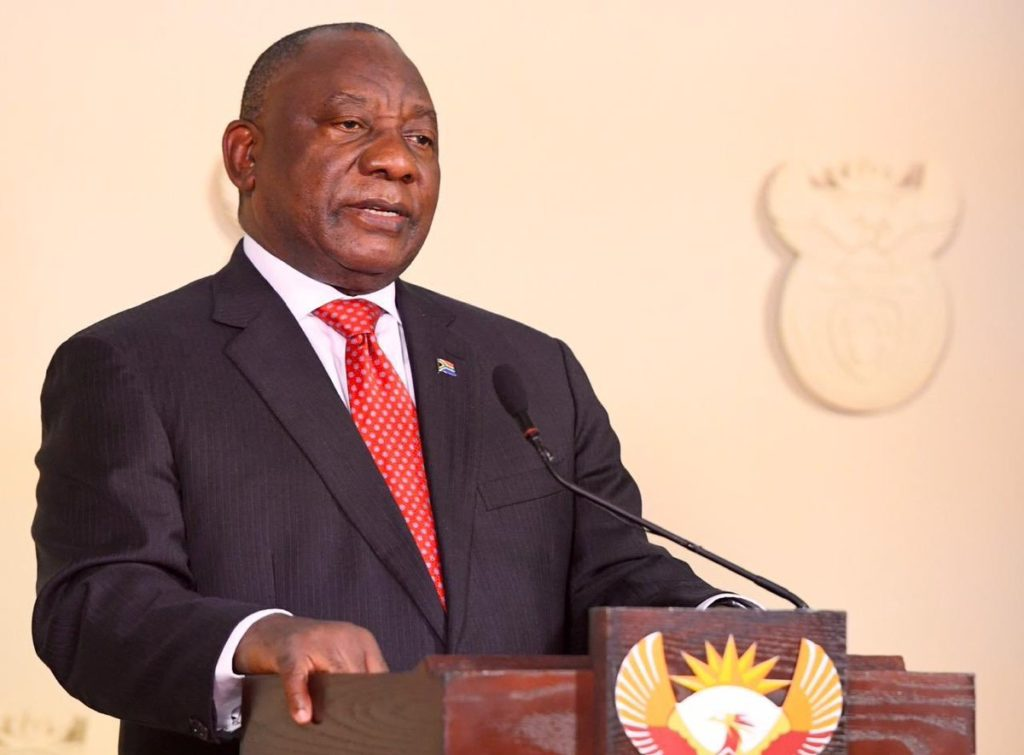 Cyril Ramaphosa urges unity ahead of Reconciliation Day