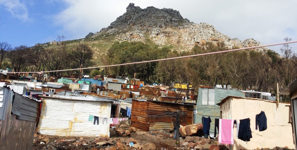 Body of young boy dug up in Hout Bay