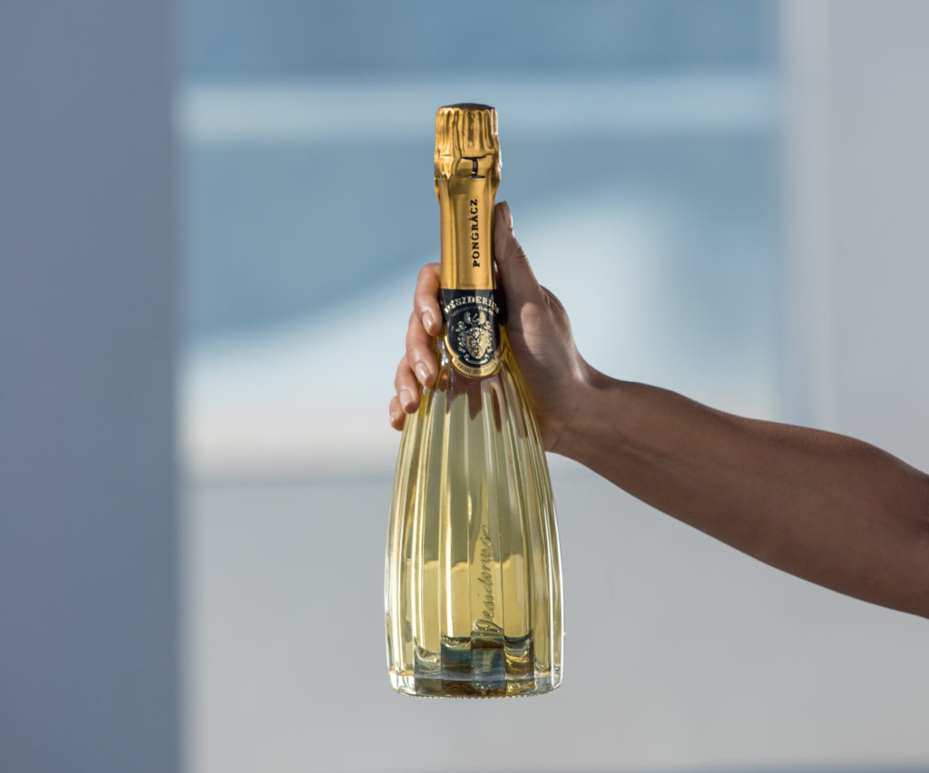 Boldness in a bottle: Pongrácz collaborates with Sir Abner on new design