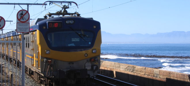 Metrorail suspends all Cape Town train routes on Monday