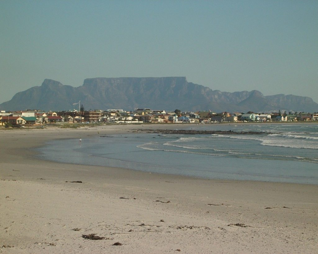 Teen goes missing while swimming at Melkbosstrand