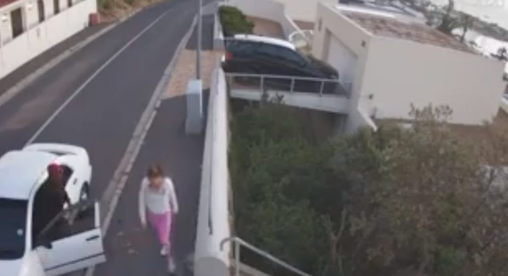 Video captures alleged attempted kidnapping in Camps Bay